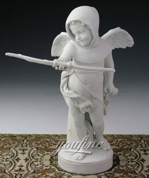 Baby angel statues figurines Marble Statues for garden decoration