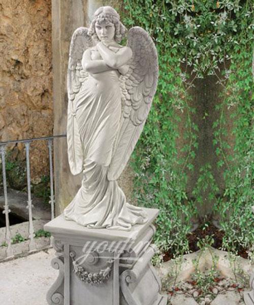Monteverde Angel Statue for garden