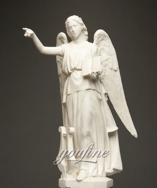 Home praying angel statue marble statues for sale
