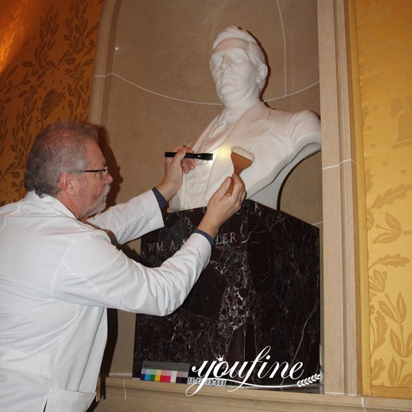 7 Steps to Clean the Marble Statue Accurately