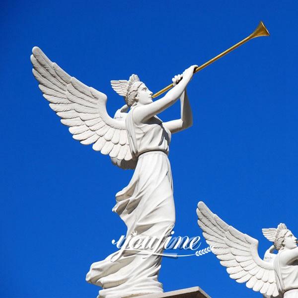 Large Famous Angel Marble Statue Square Decoration MOKK-276